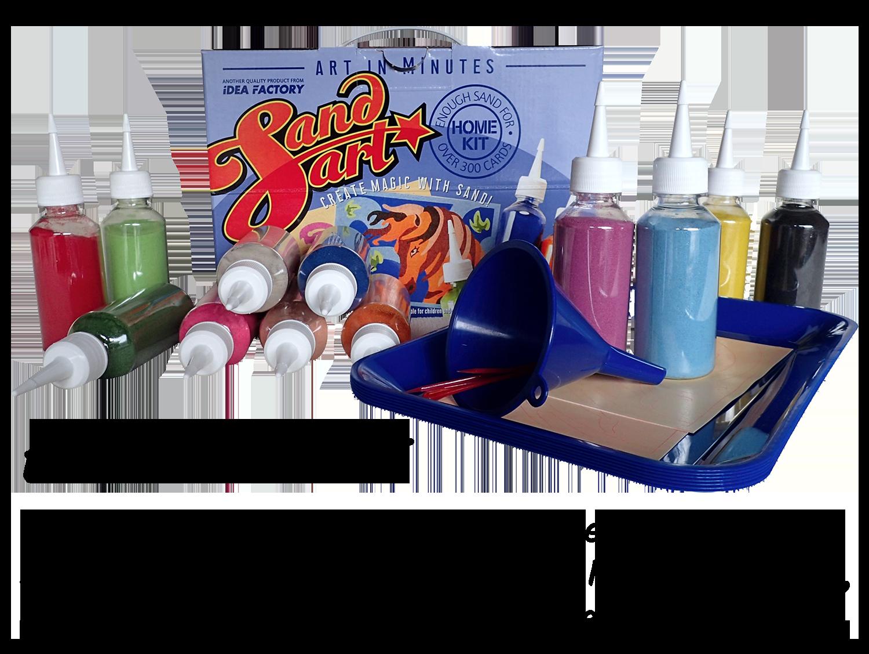 SandArt-Home-Kit
